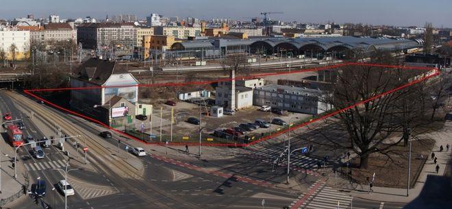 Echo Investment planuje inwestycję na działce przy ulicy Suchej