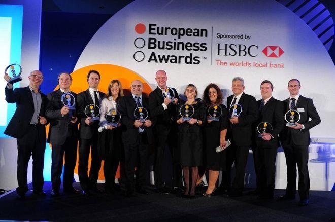 European Business Awards zostaną w tym roku przyznane po raz szósty