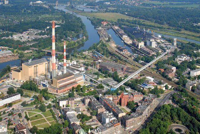 We Wrocławiu wciąż działa elektrociepłownia należąca do Kogeneracji