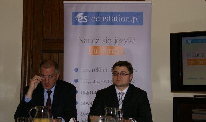 Magistrat wspiera działania platformy edustation.pl