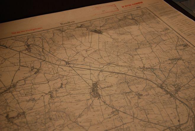 W wyniku współpracy udostępnionych w postaci cyfrowej zostało 360 arkuszy kartograficznych z lat 1880-1945