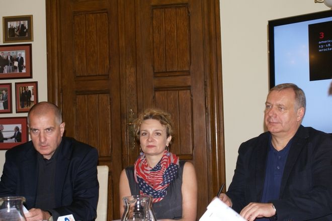 Prezydent Dutkiewicz zachęca, by na czas American Film Festival wziąć 5-dniowy urlop