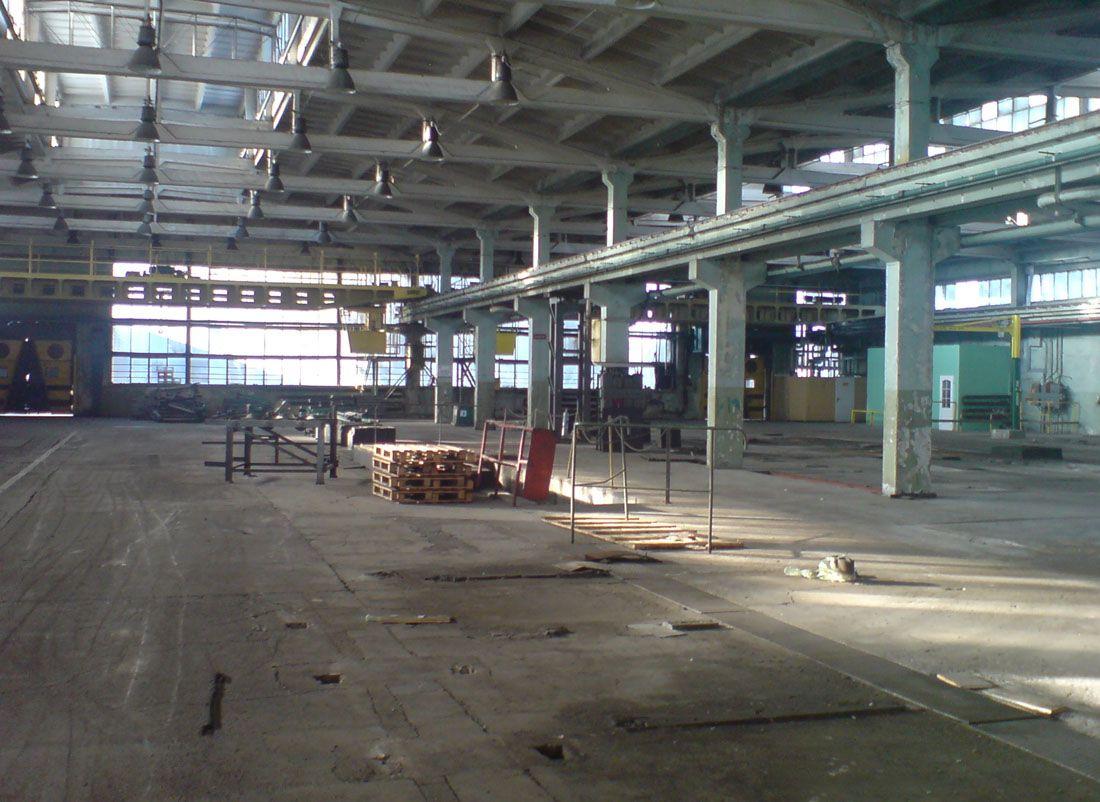 Zamiast hal produkcyjnych na terenie Hutmenu ma powstać hotel i budynki mieszkalne
