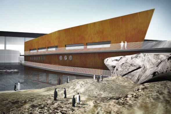 Startuje budowa Afrykarium-Oceanarium we wrocławskim ZOO, mat. prasowe