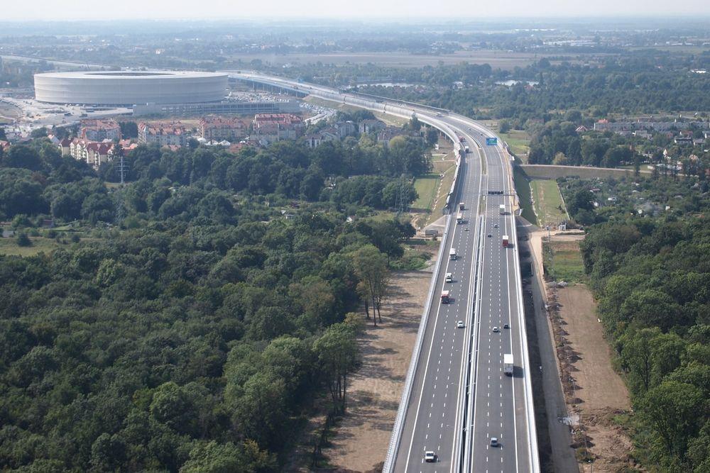 234 tys. zł za kamery widokowe z mostu Rędzińskiego, W. Kluczewski/Generalna Dyrekcja Dróg Krajowych i Autostrad Oddział we Wrocławiu