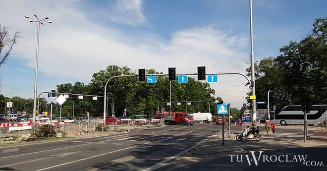 Drogowców znów zobaczymy na ulicy Popowickiej
