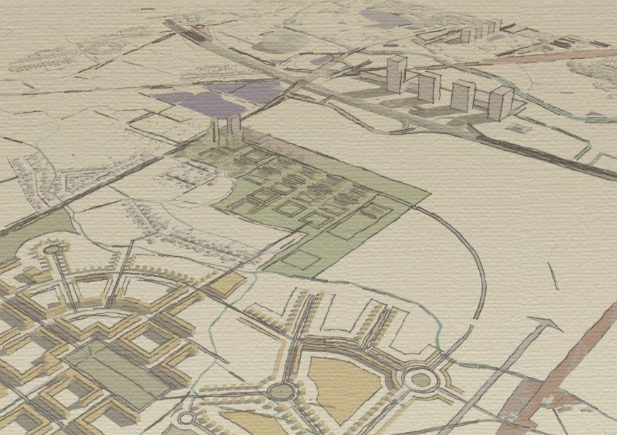 Architekci pytają dlaczego nie będzie konkursów na osiedle WUWA 2 ,