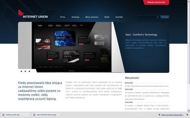 Wrocławska firma Internet Union już 3 kwietnia zadebiutuje na rynku NewConnect