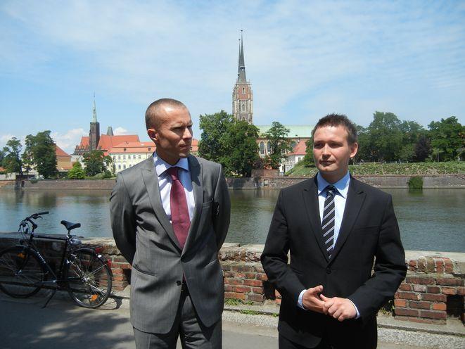 Michał Janicki i Michał Jaros twierdzą, że to właśnie World Games będzie odpowiedzią jak wykorzystać infrastrukturę budowaną na Euro2012.