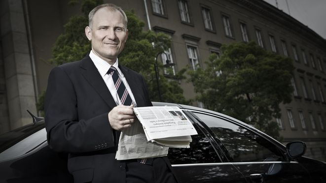 Marszałek Rafał Jurkowlaniec właśnie zapowiedział wstąpienie do Platformy Obywatelskiej
