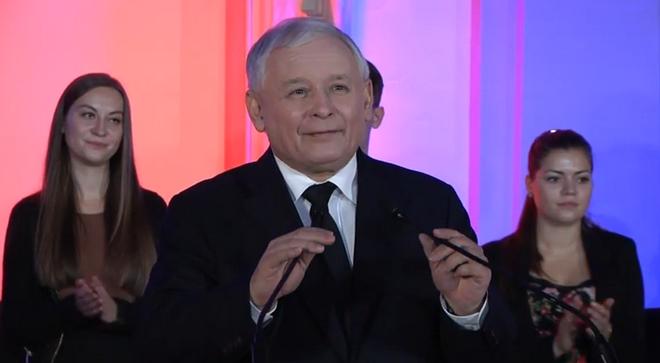 - Z Dutkiewiczem da się wygrać - zapewnia Jarosław Kaczyński