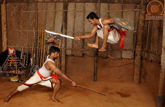 Będzie można wziąć udział w warsztatach kalarippajattu – sztuki walki