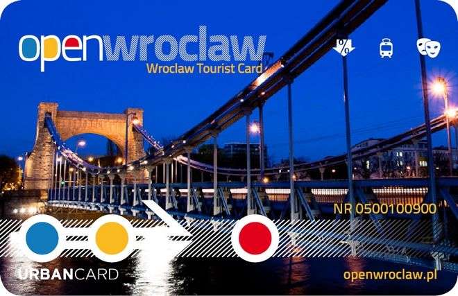 Turyści kartę OpenWroclaw będą mogli kupić od kwietnia 2012 r.