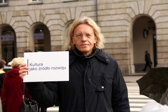 Krzysztof Mieszkowski zachęca do kulturalnej zmiany