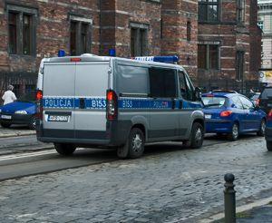 Funkcjonariusze Wydziału Kryminalnego Komisariatu Policji Wrocław Fabryczna zatrzymali złodziei.