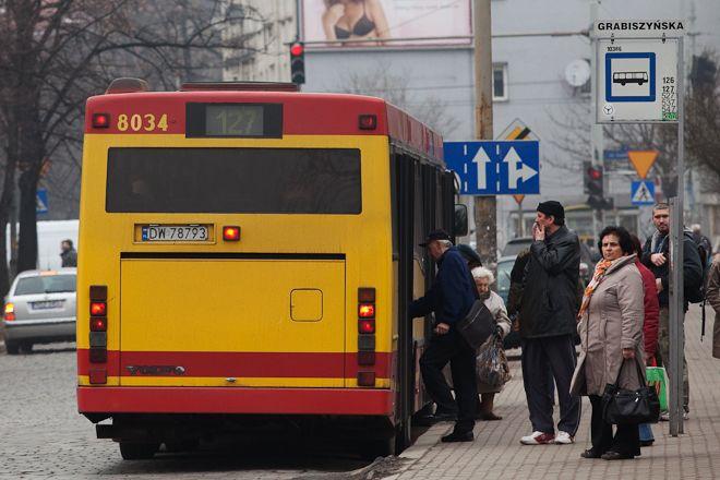 Jedna ze zmian dotyczy autobusów linii 127