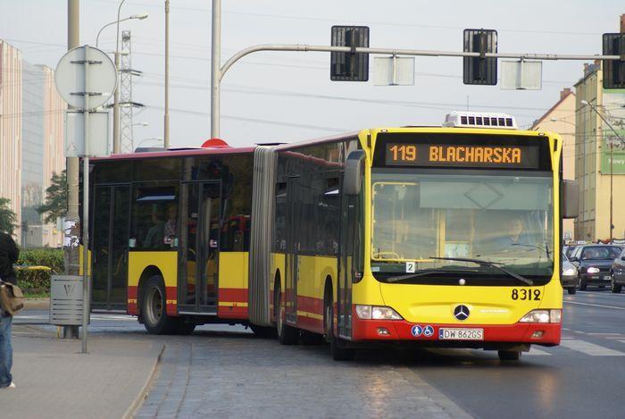 Wszystkie autobusy linii 119 wyjadą jutro ulice, ale nie wiadomo, czy tak samo będzie na wszystkich innych liniach