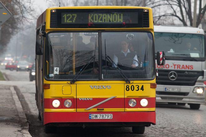 Oto towar deficytowy - autobus MPK