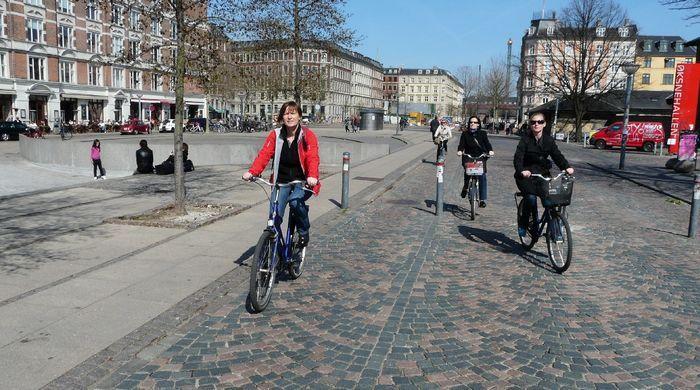 Wrocławscy urzędnicy Kopenhagę oglądali z rowerowych siodełek
