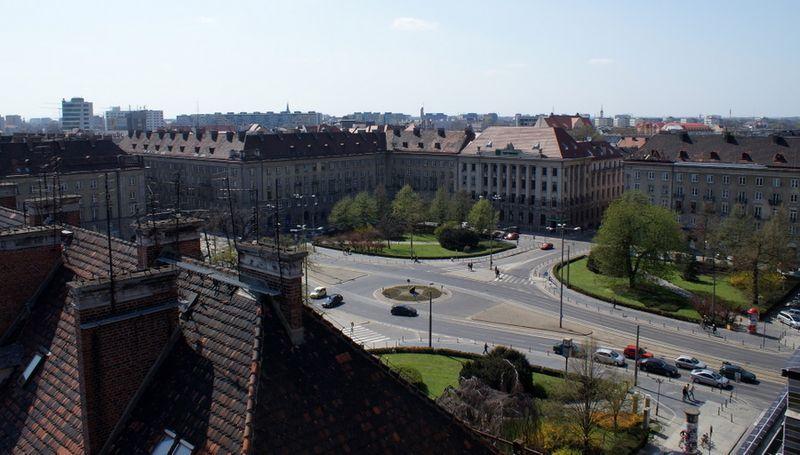 Akcja rozegrała się na placu Kościuszki
