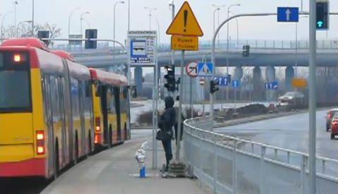 We Wrocławiu przybywa przystanków komunikacji zbiorowej