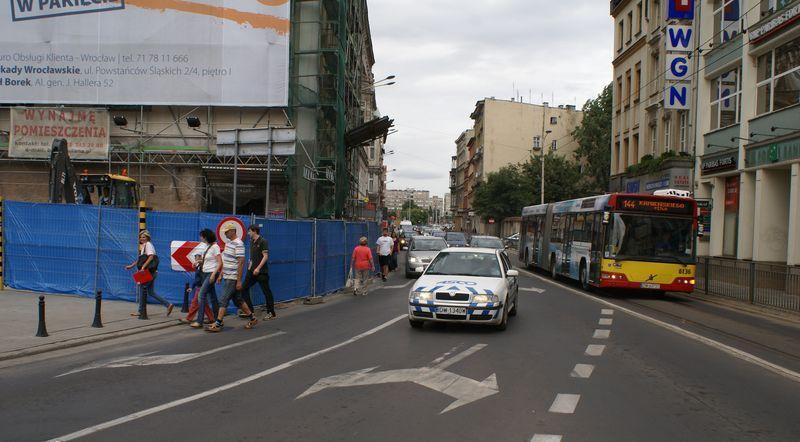 Nie będzie można już parkować na ulicy Ruskiej między Włodkowica a Kazimierza Wielkiego