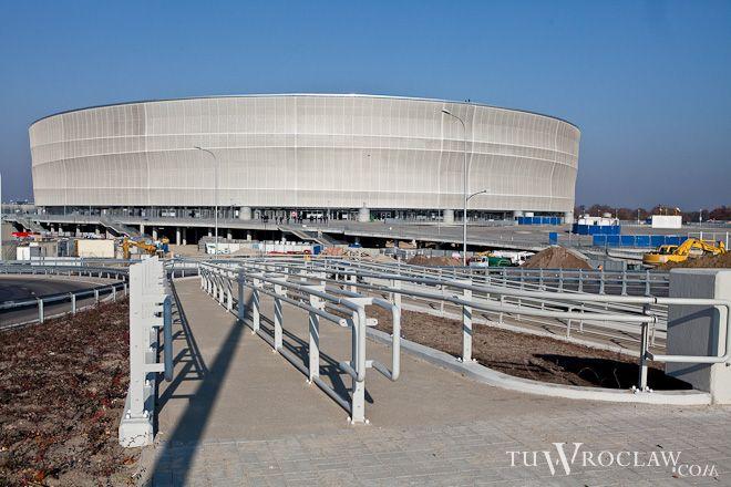 Do wypadku doszło nieopodal węzła Stadion Autostradowej Obwodnicy Wrocławia
