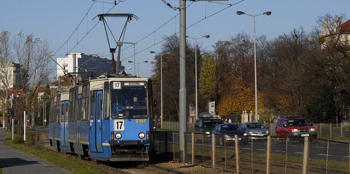 Od poniedziałku - na pięć dni - zmieni się trasa linii numer 17
