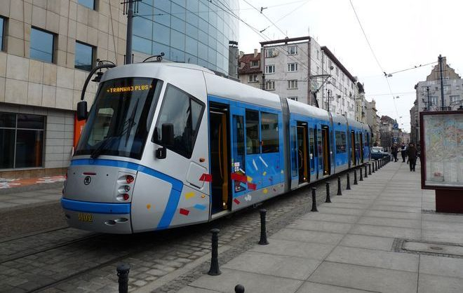System Inteligentnego Sterowania Światłami ma przyspieszać wrocławskie tramwaje, zwłaszcza skody będące T+