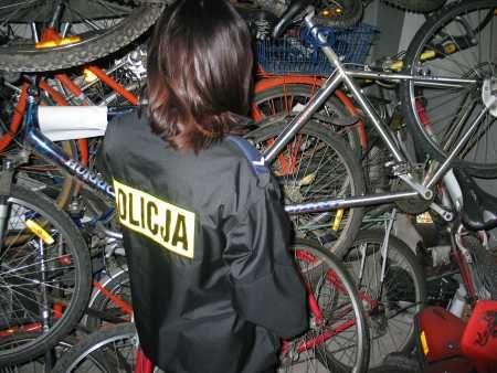 Policjanci od dawna walczą z plagą kradzieży rowerów w naszym mieście