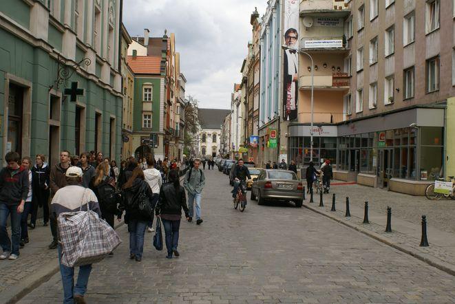 Pod koniec przyszłego roku ta ulica ma być piesza.