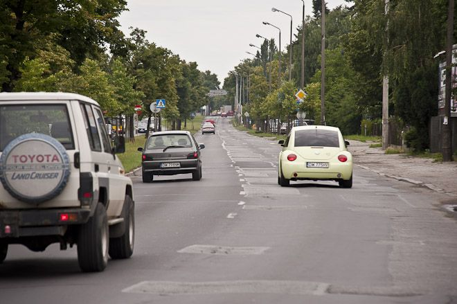 Już w czerwcu po alei Kochanowskiego mamy jeździć po równej nawierzchni