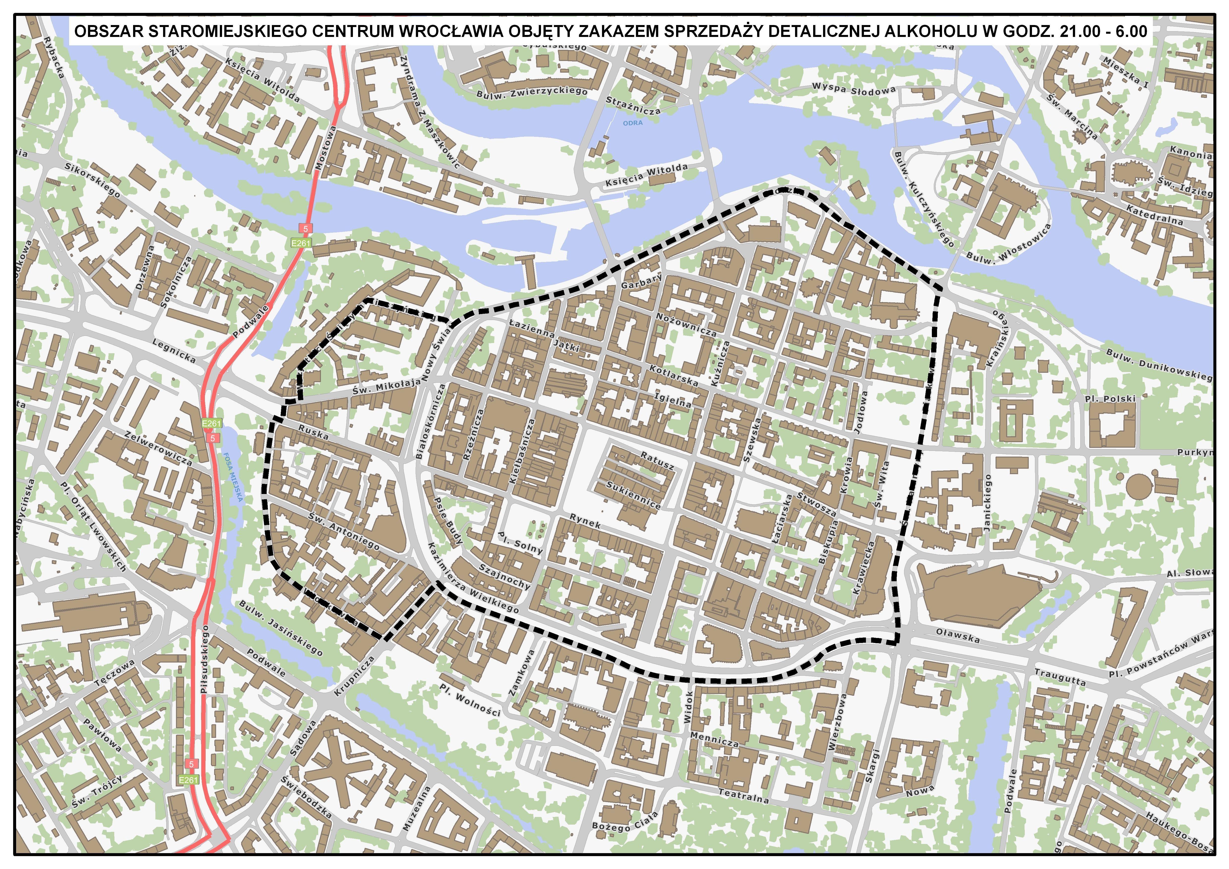 Sąd zdecydował: we Wrocławiu nie będzie nocnej prohibicji w centrum, UM Wrocławia