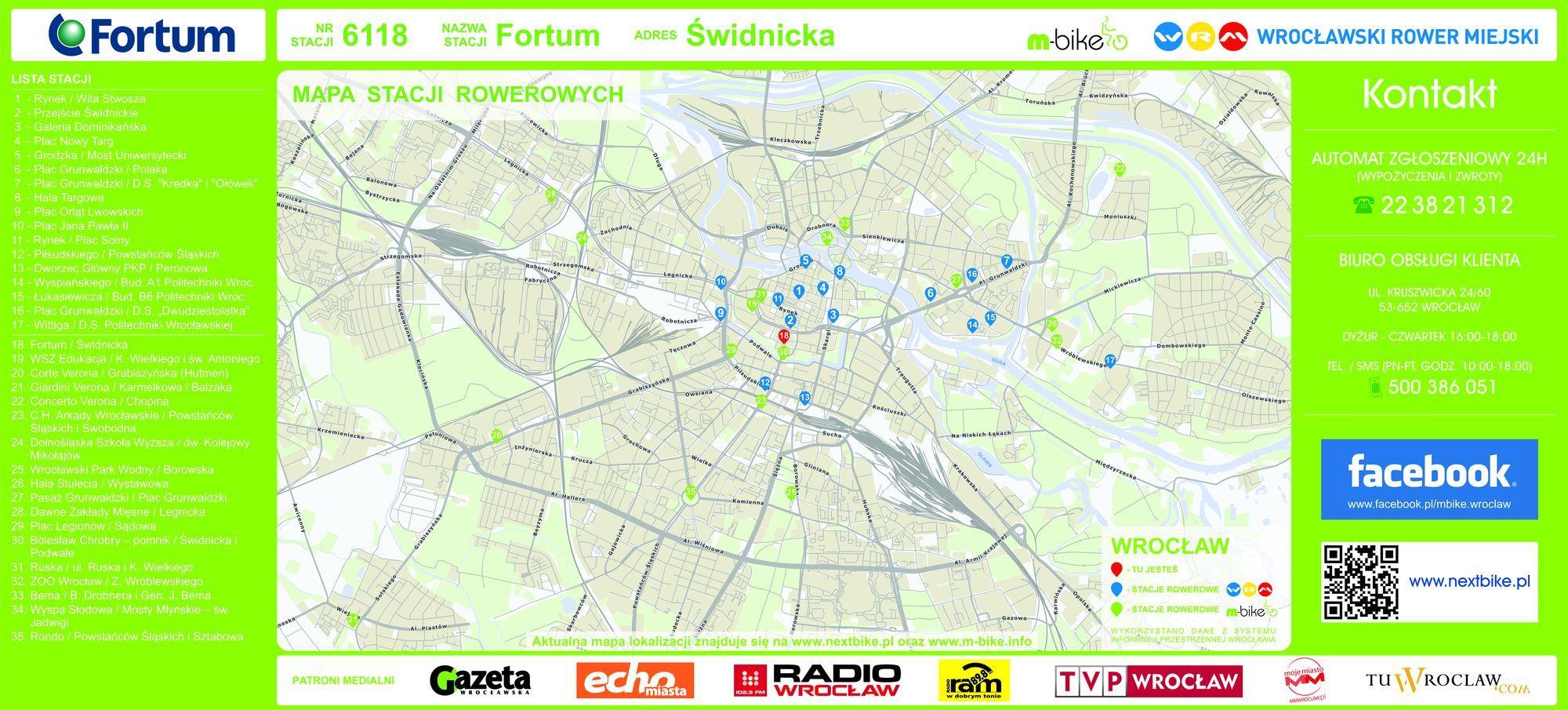 Kłopoty z nowymi stacjami roweru miejskiego. Zamiast 18 jest jedna, NextBike