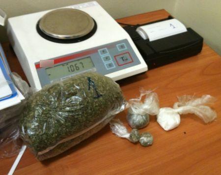 To kolejna osoba zatrzymana w ostatnim czasie za hodowanie marihuany