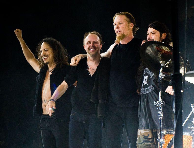 SMG prowadzi negocjacje w sprawie koncertu Metallici we Wrocławiu