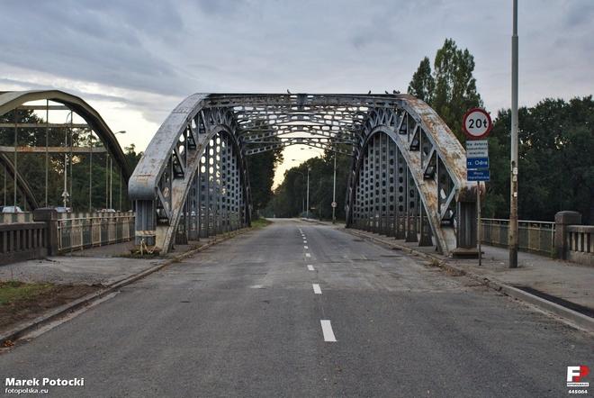 Remont mostu Jagiellońskiego ruszył w październiku