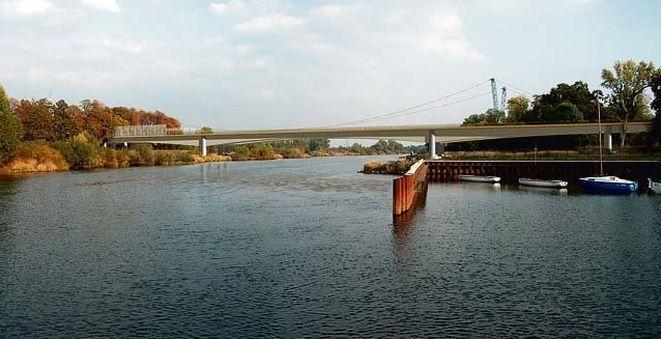 Krakowska firma na pomoc inwestycji: most Wschodni. Sprawdzi jak będzie drgał,