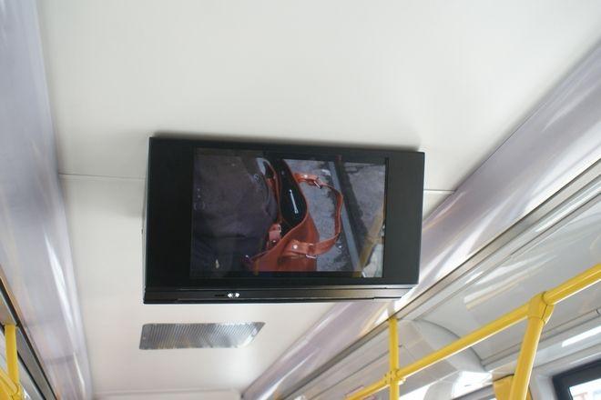 Filmy będzie można oglądać w najnowocześniejszych skodach typu 19T, kursujących jako Tramwaje Plus