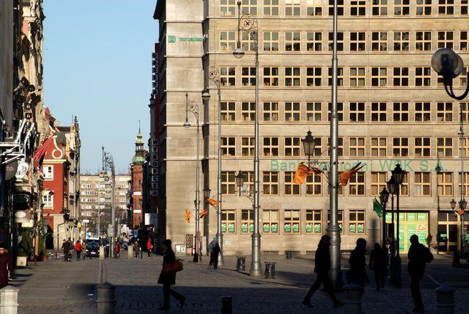 Siedziba BZWBK we wrocławskim Rynku zamieni się w niedzielę w wielki wyświetlacz