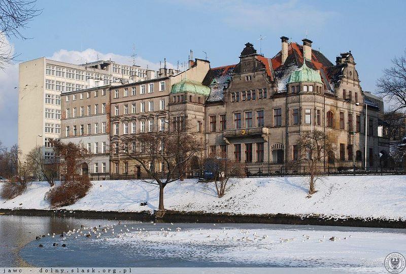 Konsulat RFN w zimowej aurze