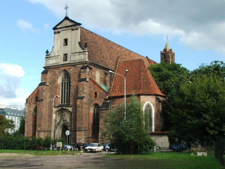 Dawny kościół św. Bernardyna
