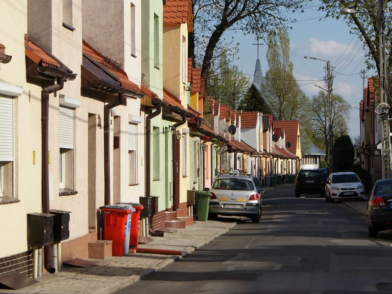 Ulica Kamieniecka