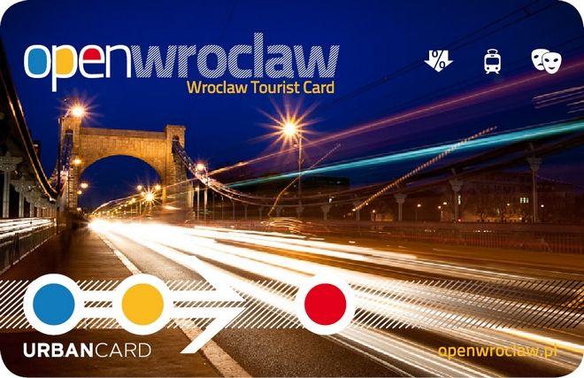 Taką kartę turystyczną mogą już kupować turyści odwiedzający Wrocław