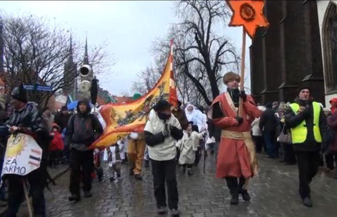 Orszak odbył się we Wrocławiu już po raz trzeci