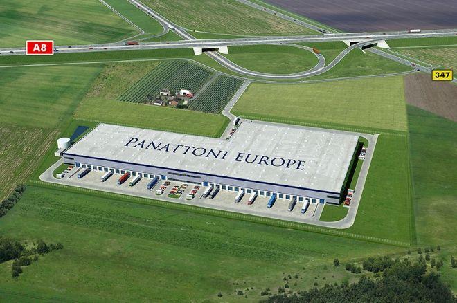 Jedno z dwóch centrów dystrybucyjnych we Wrocławiu wybuduje Panattoni Europe