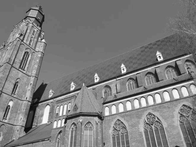 Get-Stankiewicz był współtwórcą m.in. słynnego witraża papieskiego w kościele św. Elżbiety