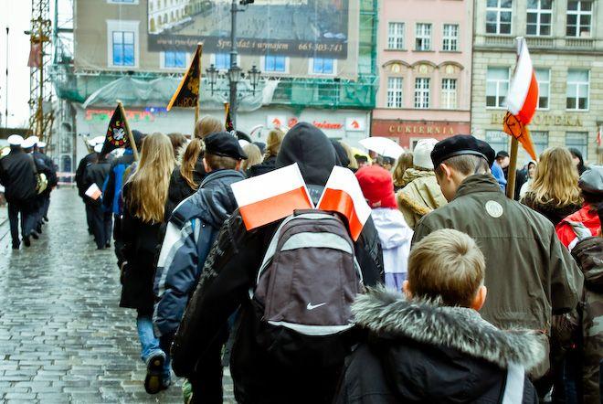 Przez miasto przejdzie Radosna Parada Niepodległości