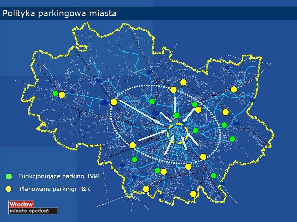 Tak sieć parkingów wyobraża sobie Rafał Dutkiewicz.