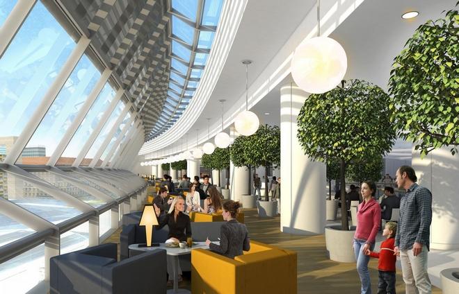 Trwa modernizacja Pasażu Grunwaldzkiego - gruntownej metamorfozie poddane zostaną wnętrza prawie 10-letniego obiektu
